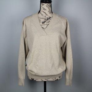 GAP V-Neck Long Sleeve Sweater